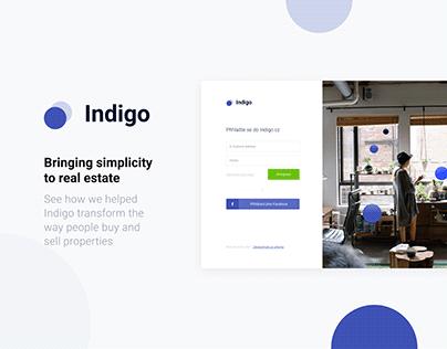 Indigo - Branding & Product Design