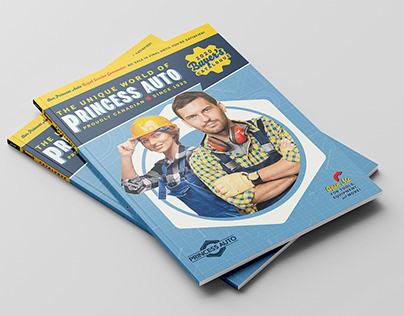 Princess Auto 2020 Catalogue Cover