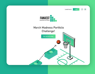 Website Design-Fanvest