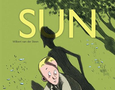 SUN, the English version on Europe Comics.