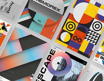 PosterLad - 2020 series - Month #1