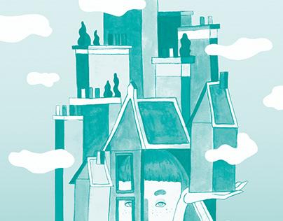 cover design »Libelle Magazine« 1