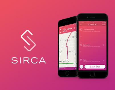 Sirca Navigation App