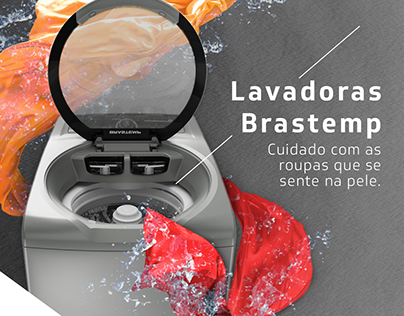 Brastemp Categoria Lavadoras