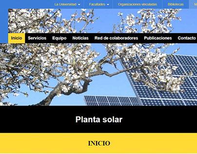 Proyecto Grupo Solar UC