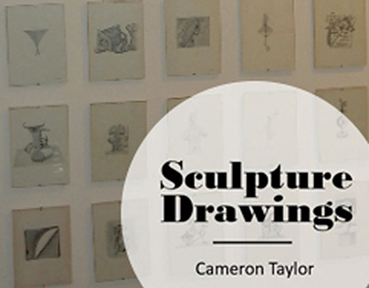 Sculpture Drawings