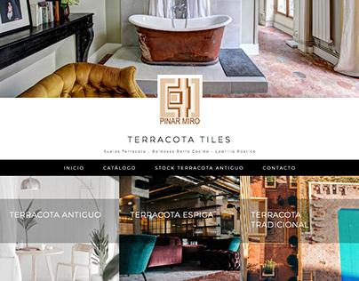 Terracota Tiles - Web