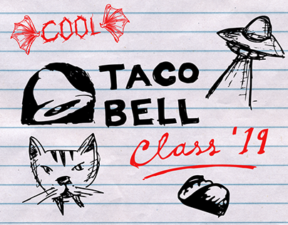 Taco Bell Class of '19
