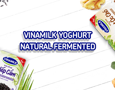 VINAMILK YOGHURT - PACKAGING & APPLICATION
