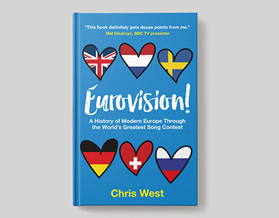 Eurovision! – Book Cover Design