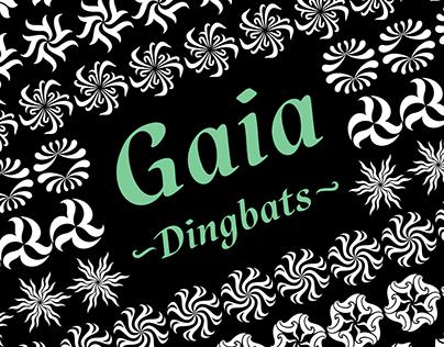 Gaia Dingbats