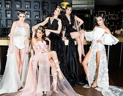 Orphic Oud Couture Portfolio 2018