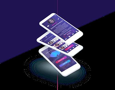 Concept app for modern parents