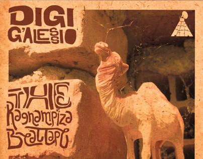 DIGI G'ALESSIO - THE RAGNAMPIZA BEAT TAPE [Artwork]