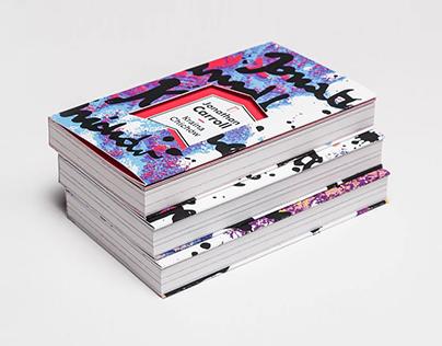 EXIT Publishing House - branding & book design