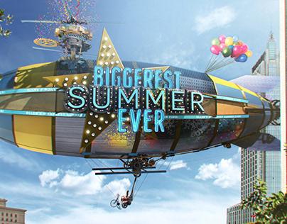ELLEN'S BIGGEREST SUMMER EVER // WB