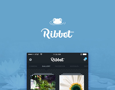 Ribbet for mobile