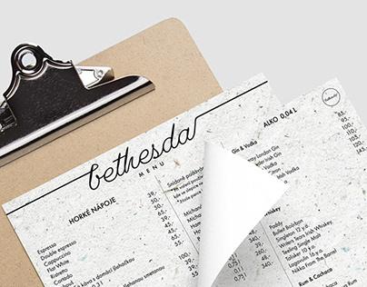 Bethesda Cafe