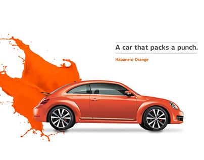 Volkswagen - 21st Century Beetle