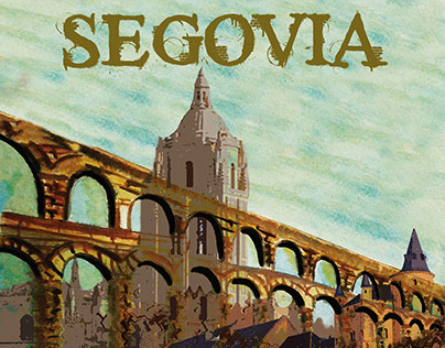 Cartel Segovia 30 aniversario
