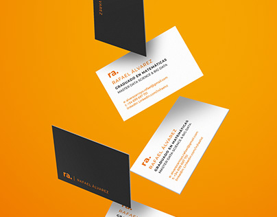 Business Card with UVI
