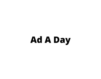 Ad A Day