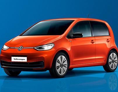 Volkswagen e-up! 2022