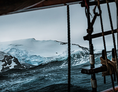 Sailing Expedition to Antarctica on Bark Europa
