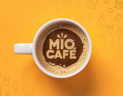 Mio Café – Convenience Club   Brand Identity