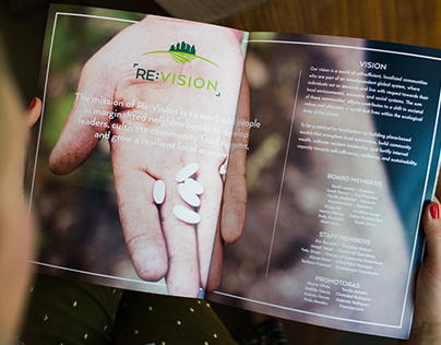 Branding Photography for Re:Vision