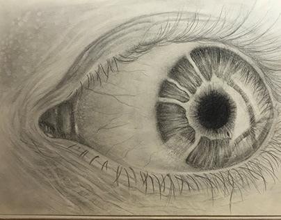 Desenho | Eye