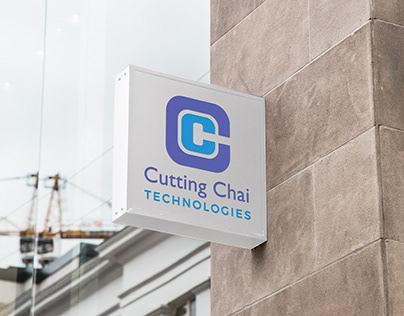 Cutting Chai Tech - Rebranding   Identity Design