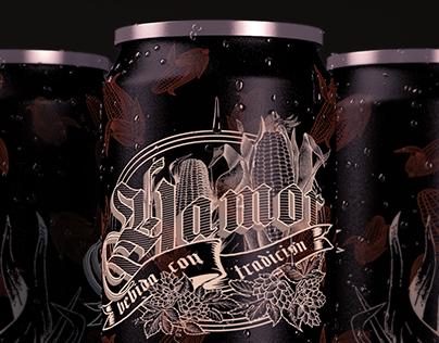 Bebida Yamor (Proyecto de Branding)