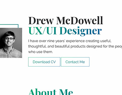 Misc. Web Design Examples