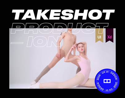 TAKESHOT PRODUCTION — WEBSITE