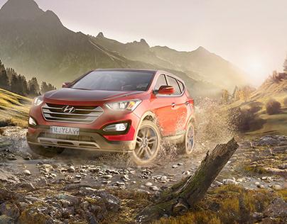Hyundai Santa Fe Crossover