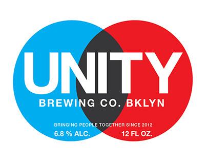 UNITY Brewing Company Logo Design
