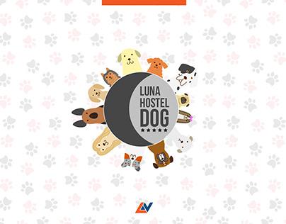 Luna Hostel Dog