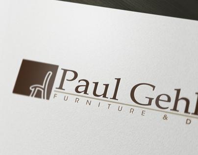 Paul Gehlsen Logo Design