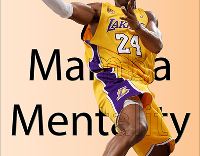 Mamba Mentality Projects Photos Videos Logos Illustrations And Branding On Behance