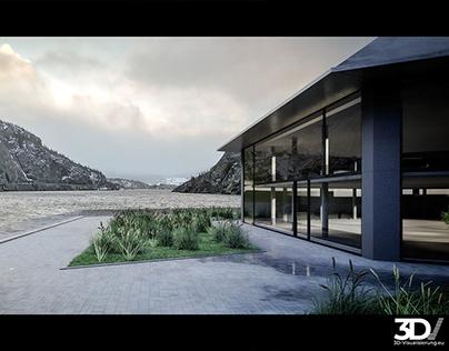Museum in Fjord für ICC