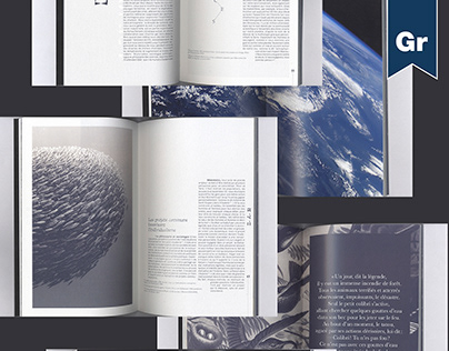 ☼ EDITION MÉMOIRE // EDITORIAL DESIGN
