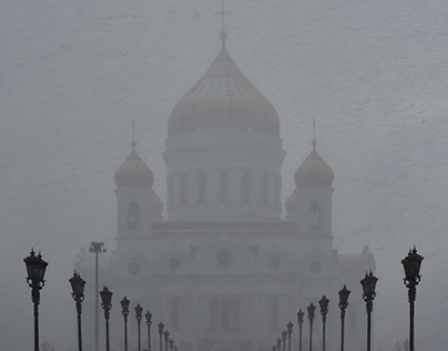 Landscapes of Moscow