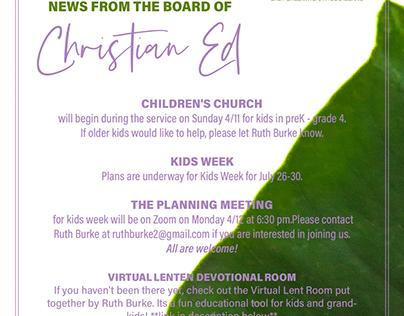 Social Media for Church
