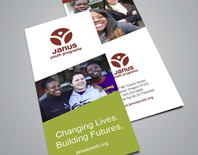 Janus Youth Programs Brochure