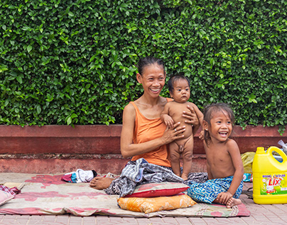 People from Cambodia