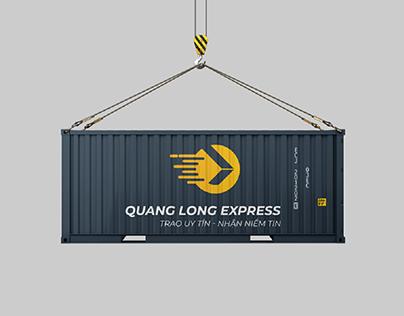 Quang Long Express - Logo Design