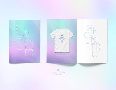 Dash T-Shirt Company Branding & Brochure