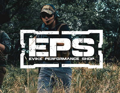 EPS EVIKE PERFORMANCE SHOP LOGO