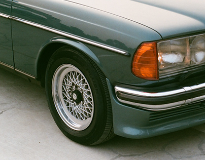 W123: A Touch of BBS